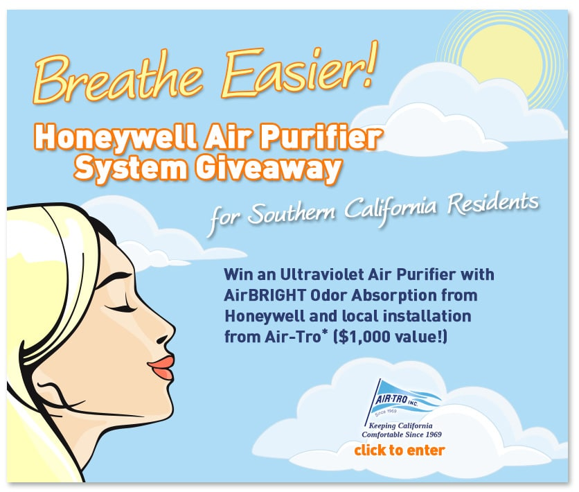 Air-Tro Facebook Contest