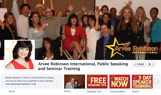 Arvee Robinson Fan Page - AFTER