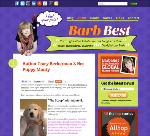 Barb Best Website