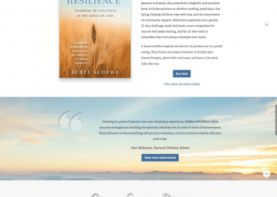 Habits of Resilience Website