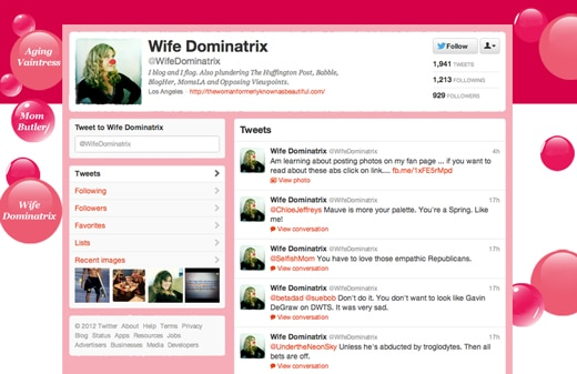 The Woman Formerly Known As Beautiful Twitter Cover